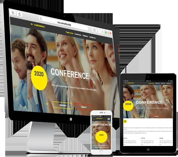 Responsive Website - Website Builder