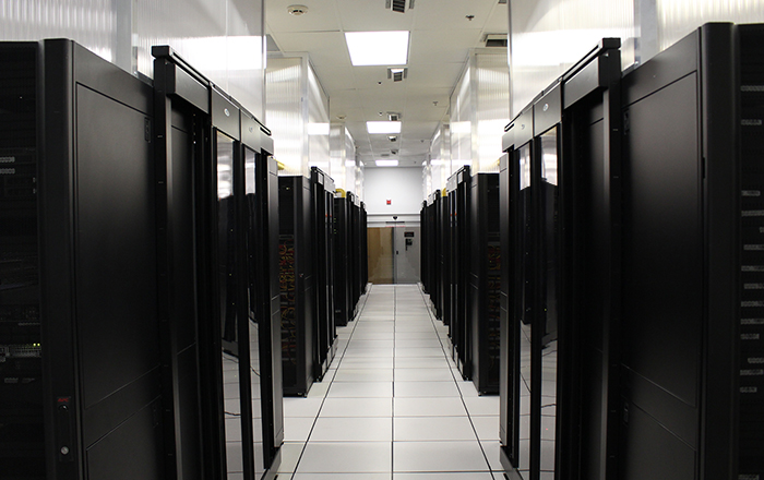 USA Data Center Photo