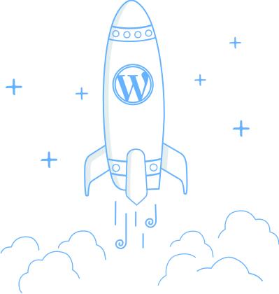 WordPress Hosting - Rocket