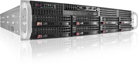 1U Supermicro Server